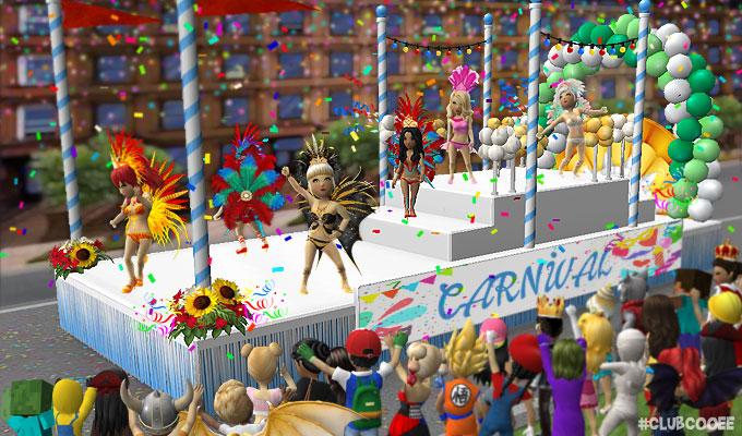 El Carnaval Está A La Vuelta De La Esquina Club Cooee